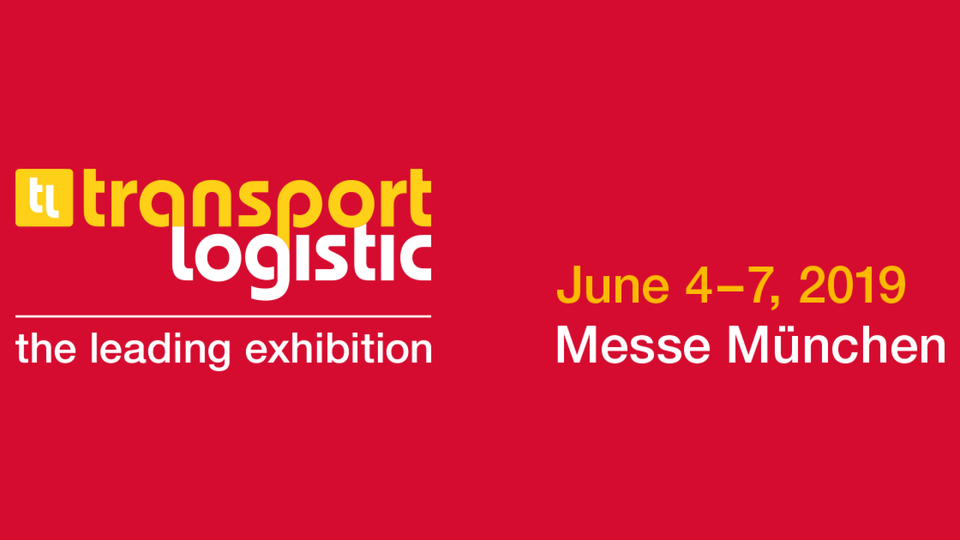 Visit Tankwell at Transport Logistic in Munich 4-7 June