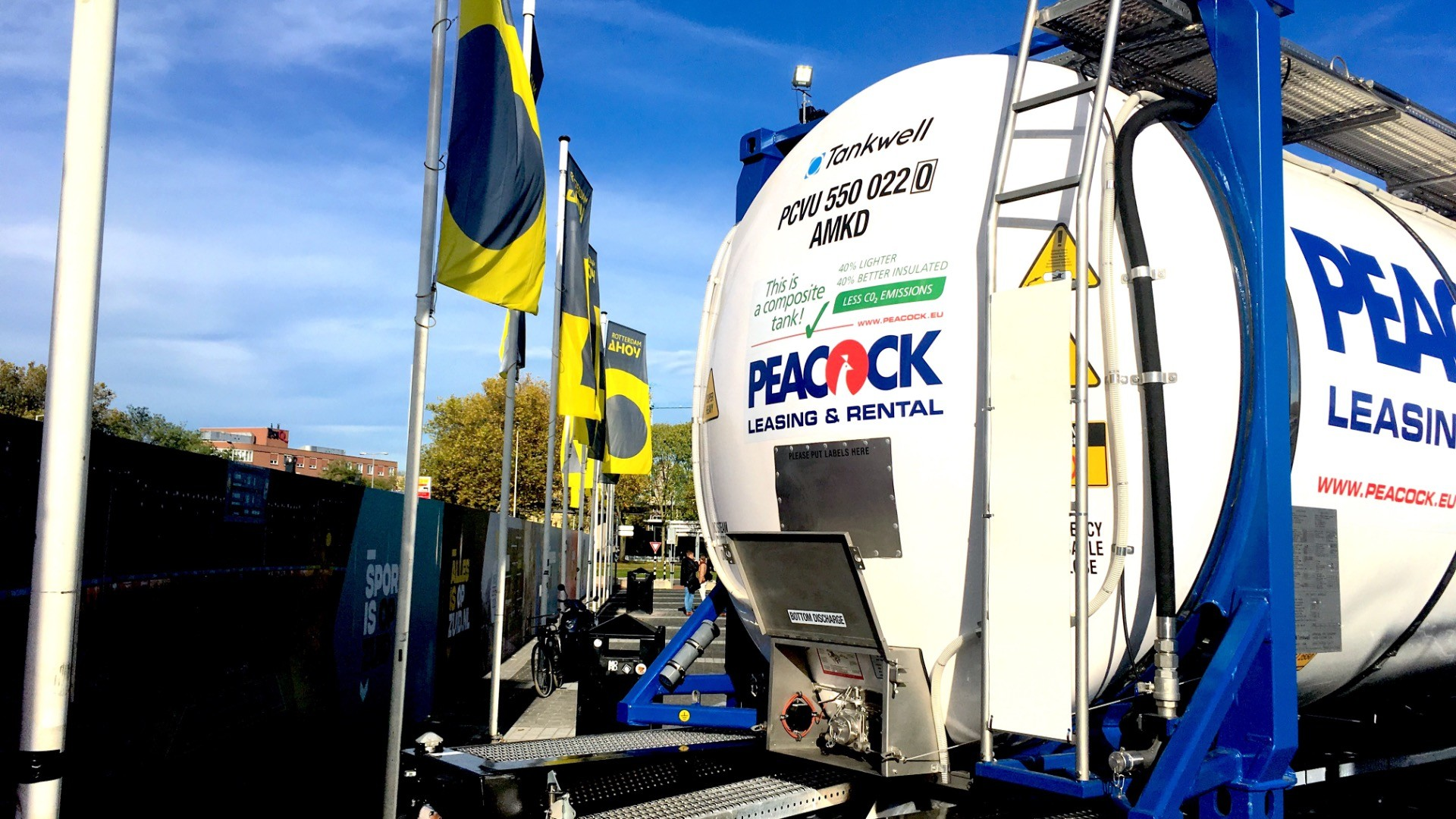 Tankwell at Intermodal Europe 2018