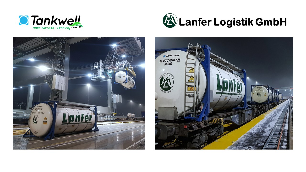 Multimodal example with Lanfer